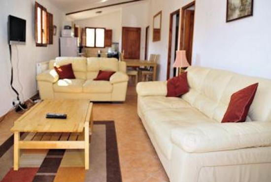 Casa vacanza in El Perelló, Costa Dorada - Soggiorno