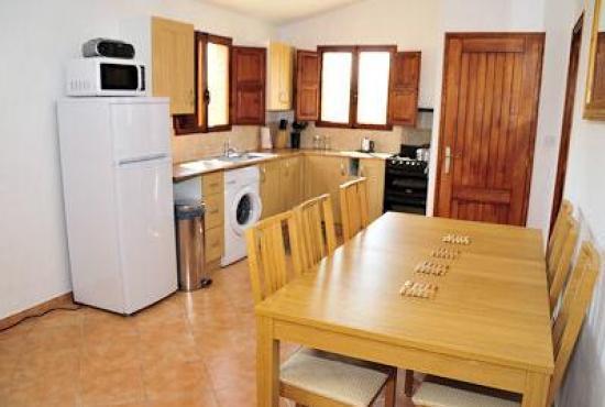 Holiday house in El Perelló, Costa Dorada - Dining area