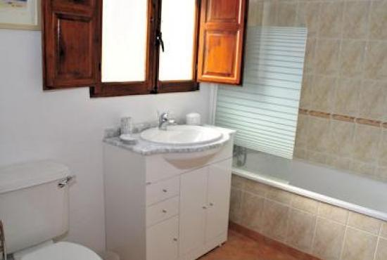 Holiday house in El Perelló, Costa Dorada - Bathroom