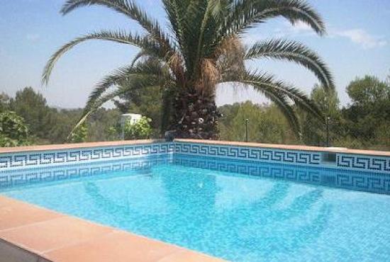 Vakantiehuis in Pedralba, Costa Azahar - Zwembad
