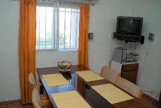Vakantiehuis in Pedralba, Costa Azahar - Eethoek