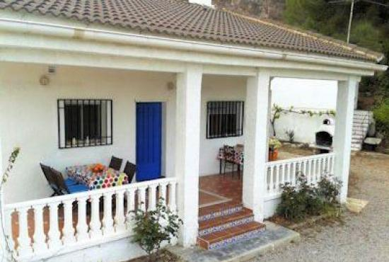 Holiday house in Pedralba, Costa Azahar - The house