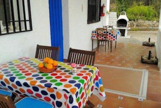 Vakantiehuis in Pedralba, Costa Azahar - Terras
