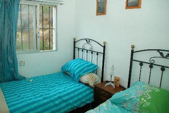 Vakantiehuis in Pedralba, Costa Azahar - Slaapkamer