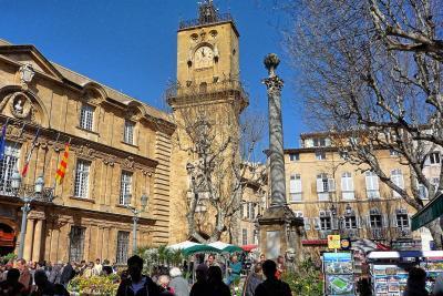 Vakantiehuizen bij Aix-en-Provence