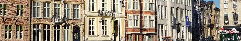 Vakantiehuizen West-Vlaanderen
