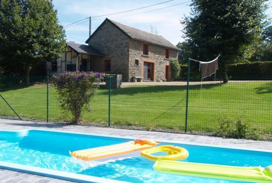 Casa vacanza in Houffalize, Ardenne -