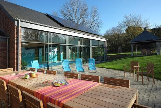 Holiday house in Barvaux, Ardennes -