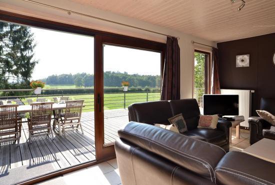 Vakantiehuis in Hotton, Ardennen -