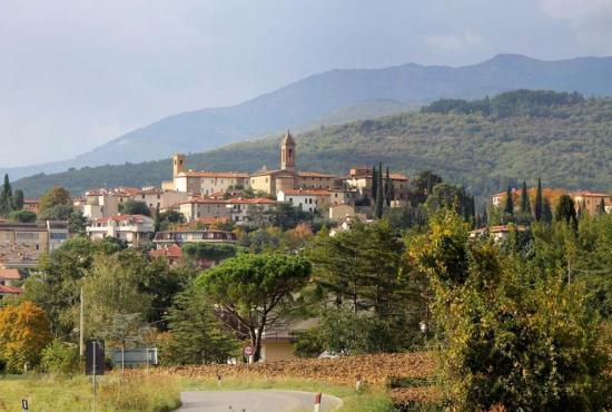 Vakantiehuis in San Giustino Valdarno, Toscane - Castiglione Fibocchi