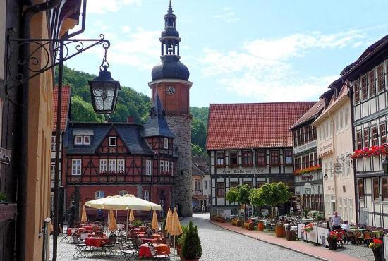Vakantiehuis in Stolberg, Sachsen-Anhalt - Stolberg