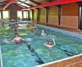 Location de vacances avec piscine à Ronshausen, Hessen.