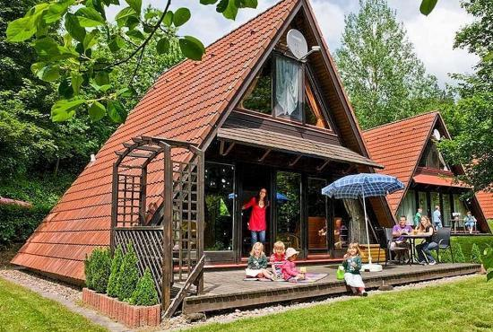 Holiday house in Ronshausen, Hessen -