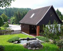 Holiday house in Trautenstein, in Sachsen.