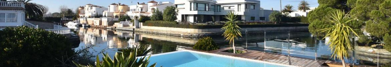 Vakantiehuizen met zwembad Spanje