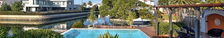 Vakantiehuizen met zwembad aan de Costa Brava
