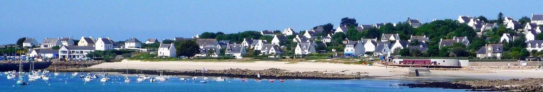 Vakantiehuizen met zwembad in Finistère, Bretagne