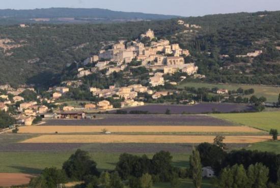 Vakantiehuis in Reillanne, Provence-Côte d'Azur - Simiane la Rotonde