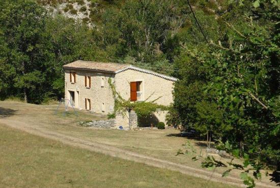 Ferienhaus in  Entrepierres, Provence-Côte d'Azur -