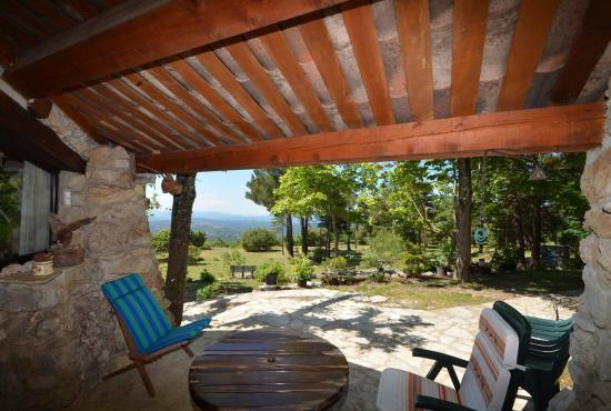 Holiday house in Saint-Cézaire-sur-Siagne, Provence-Côte d'Azur -