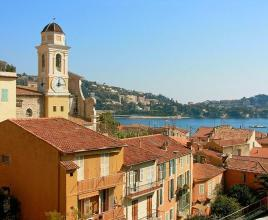Holiday house in Villefranche-sur-Mer near the sea, in Provence-Côte d'Azur.