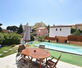 Vakantiehuis in Cagnes-sur-Mer met zwembad, in Provence-Côte d'Azur.