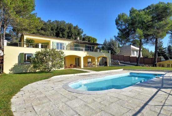 Vakantiehuis in Valbonne, Provence-Côte d'Azur -