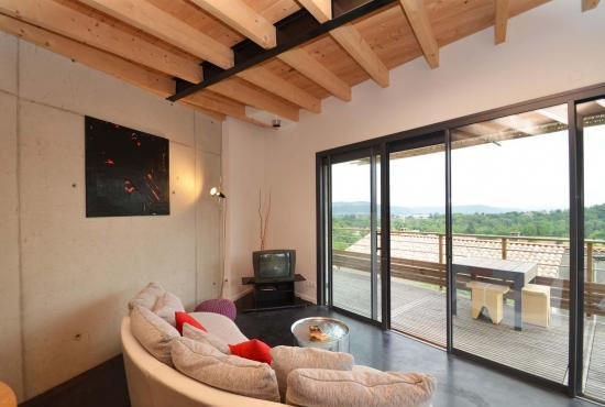 Holiday house in Pont-d'Ucel, Provence-Côte d'Azur -