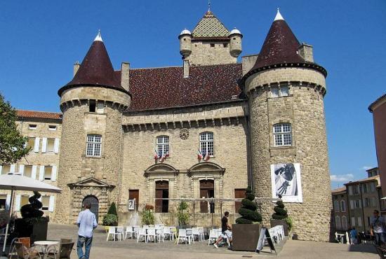Vakantiehuis in Darbres, Provence-Côte d'Azur - Aubenas