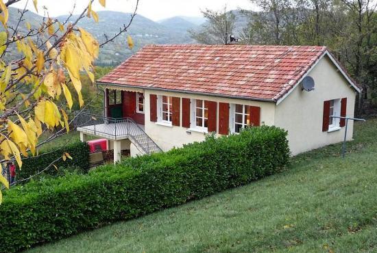 Vakantiehuis in Darbres, Provence-Côte d'Azur -