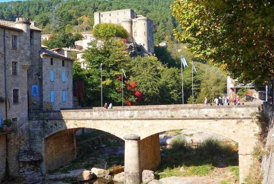 Vakantiehuis in Darbres, Provence-Côte d'Azur - Largentière