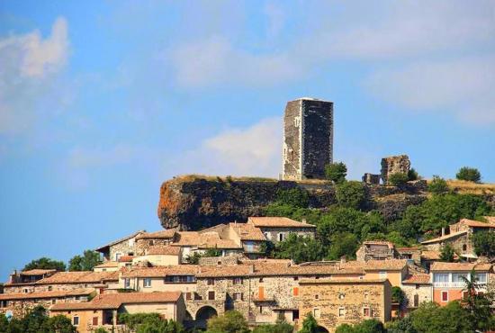 Vakantiehuis in Darbres, Provence-Côte d'Azur - Mirabel
