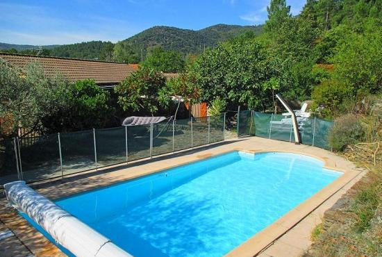 Holiday house in Malbosc/Fabre, Provence-Côte d'Azur -