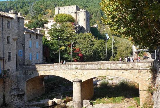 Vakantiehuis in Sanilhac, Provence-Côte d'Azur - Largentière