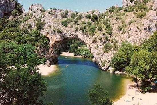 Vakantiehuis in Sanilhac, Provence-Côte d'Azur - Pont d'Arc
