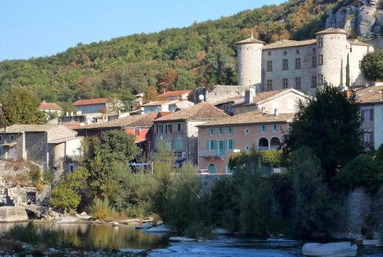 Vakantiehuis in Sanilhac, Provence-Côte d'Azur - Vogüé