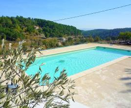 Holiday house in Sanilhac with pool, in Provence-Côte d'Azur.