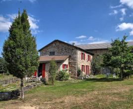 Ferienhaus in Saint-André-en-Vivarais, in Provence-Côte d'Azur.