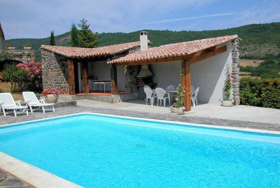 Vakantiehuis in Aubignas, Provence-Côte d'Azur -