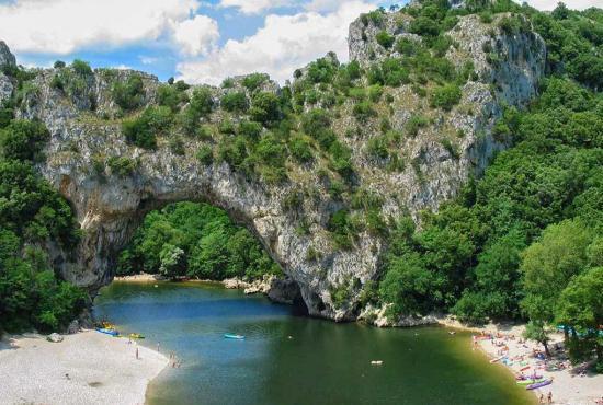 Vakantiehuis in Saint-Marcel-d'Ardèche, Provence-Côte d'Azur - Pont d'Arc