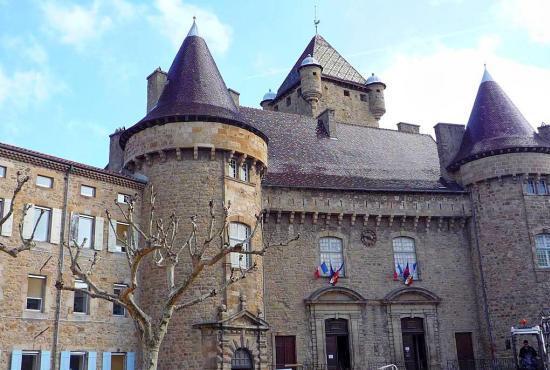 Vakantiehuis in Pont-d'Ucel, Provence-Côte d'Azur - Aubenas