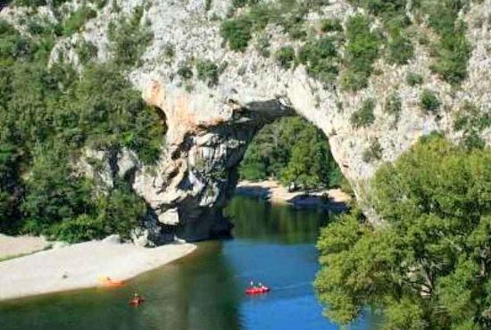Casa vacanza in Saint-Jean-de-Pourcharesse, Provence-Côte d'Azur - Vallon-Pont-d'Arc