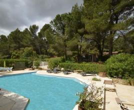 Ferienhaus in Boutenac mit Pool, in Languedoc-Roussillon.