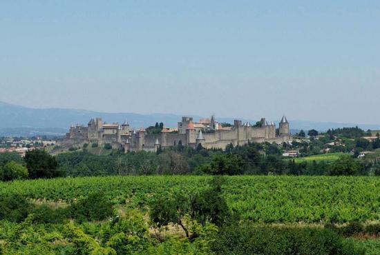 Ferienhaus in  Montbrun-des-Corbières, Languedoc-Roussillon - Carcassonne
