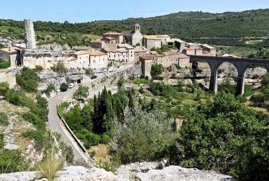 Ferienhaus in  Montbrun-des-Corbières, Languedoc-Roussillon - Minerve