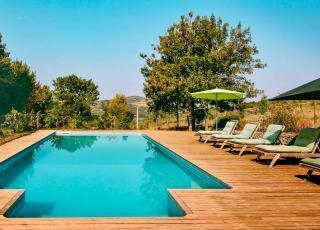 Vakantiehuis in Roquetaillade met zwembad, in Languedoc-Roussillon.