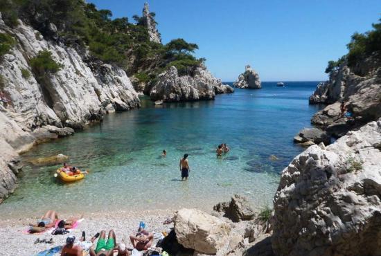 Location de vacances en Cabriès, Provence-Côte d'Azur - Cassis - Calanque