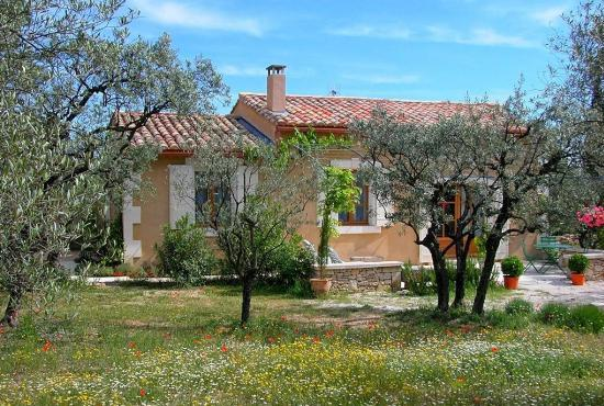 Holiday house in Saint-Rémy-de-Provence, Provence-Côte d'Azur -
