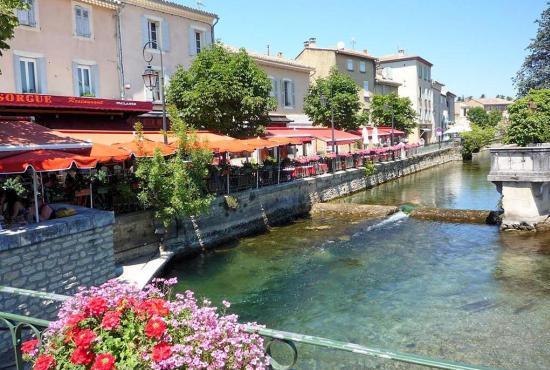Vakantiehuis in Saint-Rémy-de-Provence, Provence-Côte d'Azur - L'Isle-sur-la-Sorgue