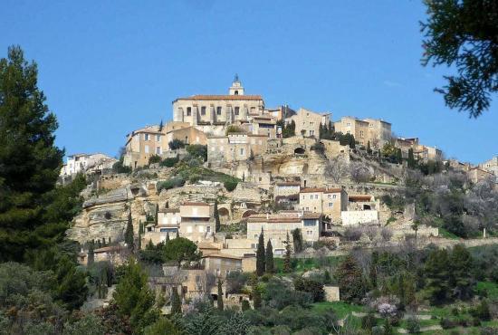 Vakantiehuis in Saint-Rémy-de-Provence, Provence-Côte d'Azur - Gordes